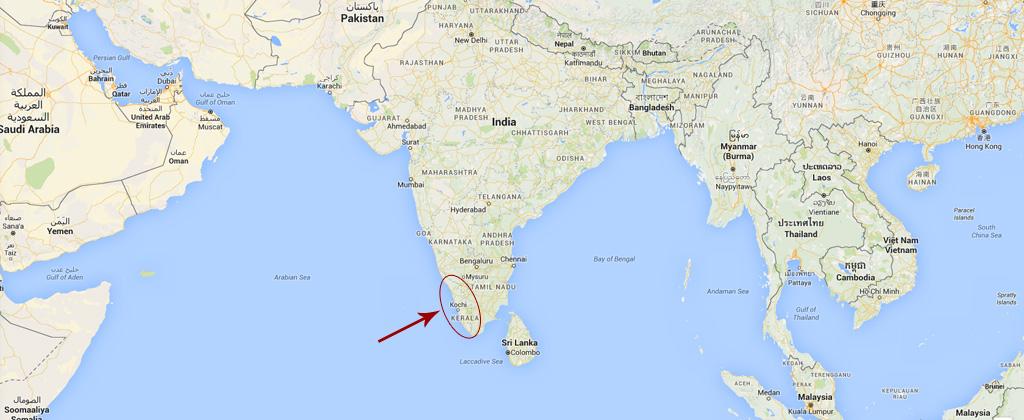 indienkarta